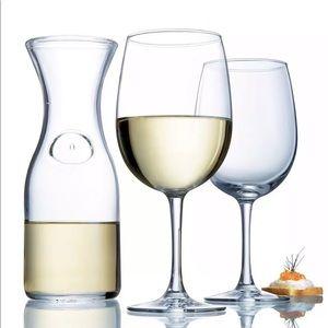 ARC Luminarc 3-Piece Tulip White Wine Glass Set